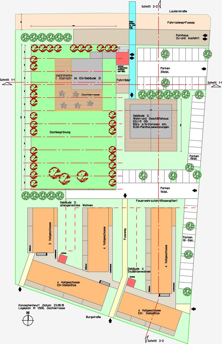 entwicklung eines urbanen quartiers in kaiserslautern. Black Bedroom Furniture Sets. Home Design Ideas